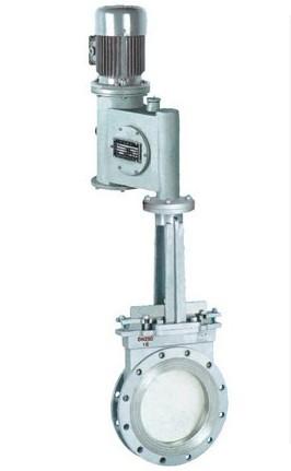 电液动刀型闸阀